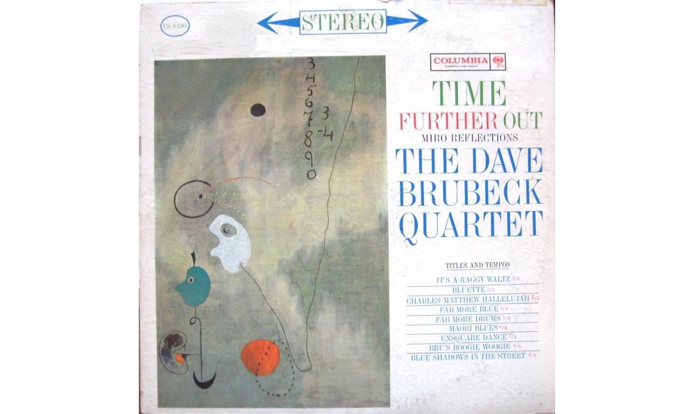 Виниловые пластинки (Vinyl)  LP IMP 6002 (Dave Brubeck - Time further out)