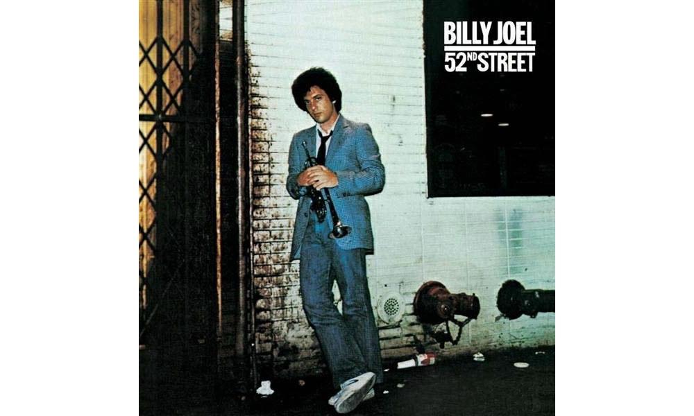 Виниловые пластинки (Vinyl)  LP IMP 6006 (Billy Joel - 52nd Street)