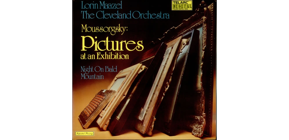 Виниловые пластинки (Vinyl)  LP Moussorgsky - Pictures at an Exhibition