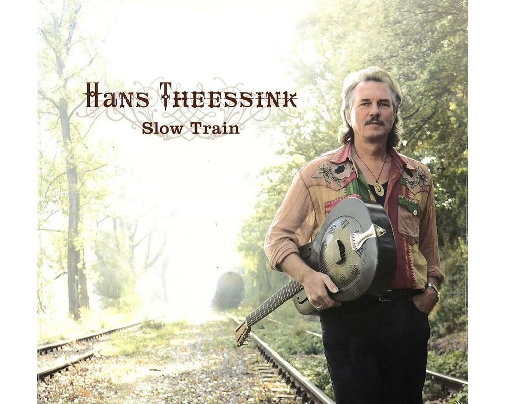 Виниловые пластинки (Vinyl)  LP SLOW TRAIN (Hans Thessink)