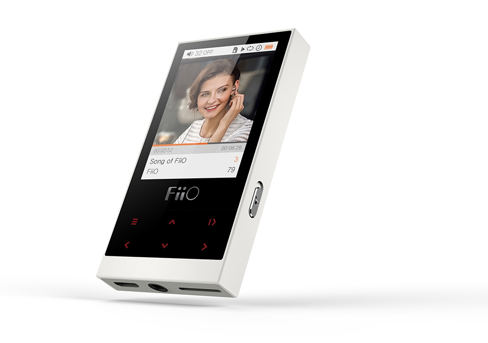 Аудио-плееры FiiO M3 White