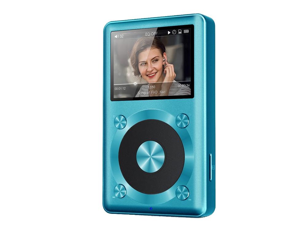 Аудио-плееры FiiO X1 Blue
