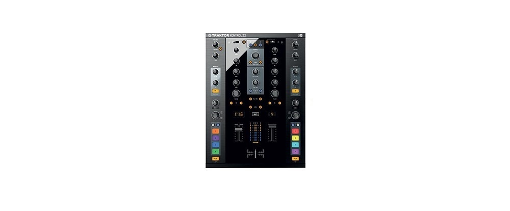 DJ-микшеры Native Instruments TRAKTOR KONTROL Z2