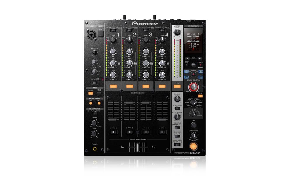 DJ-микшеры Pioneer DJM-750-K