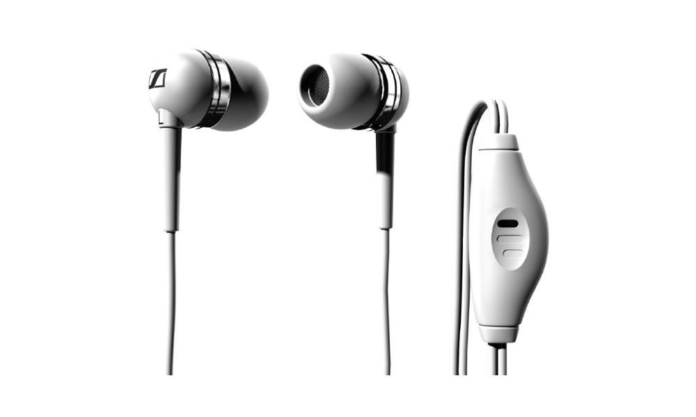 Наушники для аудиофилов Sennheiser MM 50 iPhone