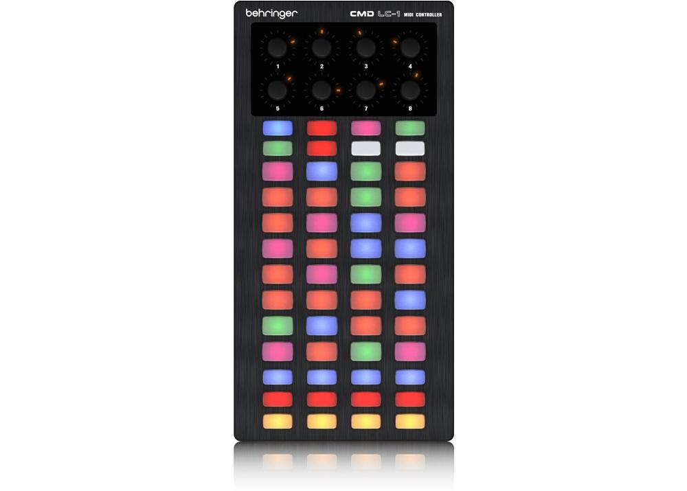 DJ-контроллеры Behringer CMD LC-1