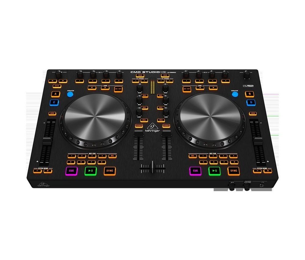 DJ-контроллеры Behringer CMD Studio 4A