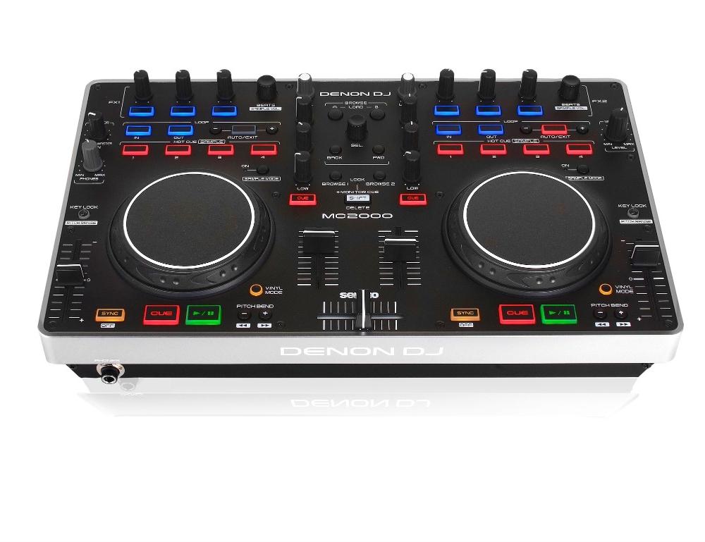 DJ-контроллеры Denon MC2000