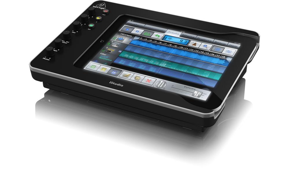 DJ-контроллеры Behringer iSTUDIO iS202