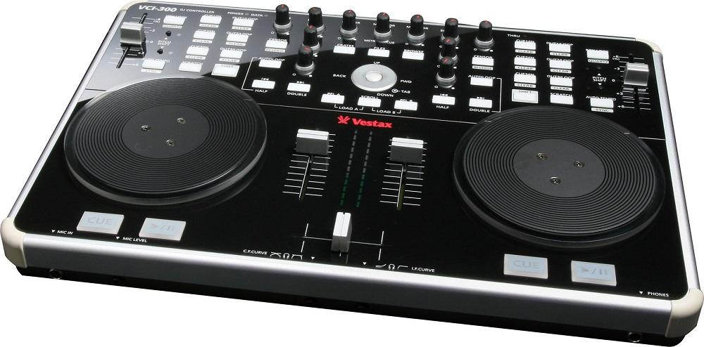 DJ-контроллеры Vestax VCI-300