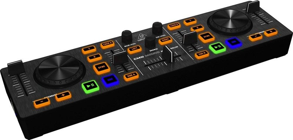 DJ-контроллеры Behringer DJ CONTROLLER CMD MICRO