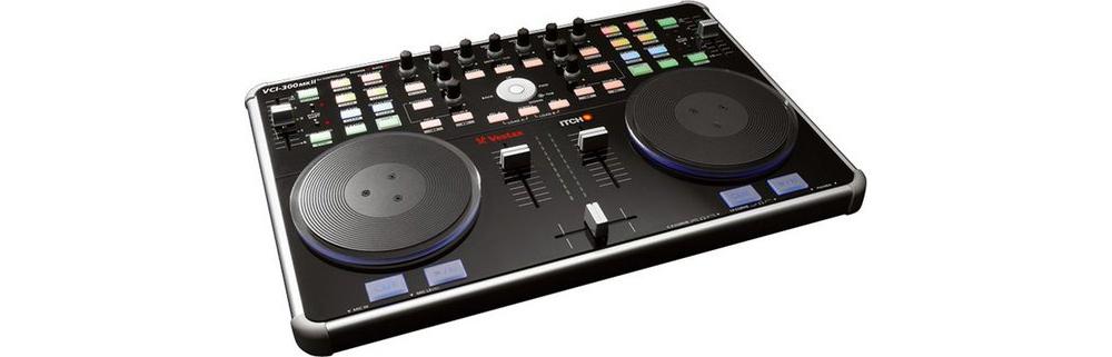 DJ-контроллеры Vestax VCI-300 MK2