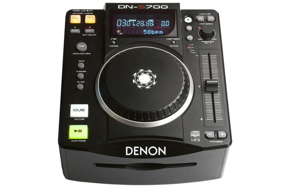 CD/USB-проигрыватели Denon DN-S700