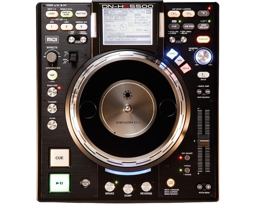 CD/USB-проигрыватели Denon DN-HS5500