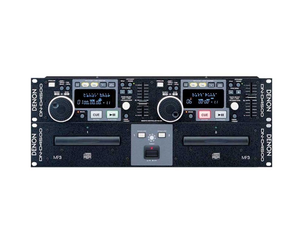 CD/USB-проигрыватели Denon DN-D4500