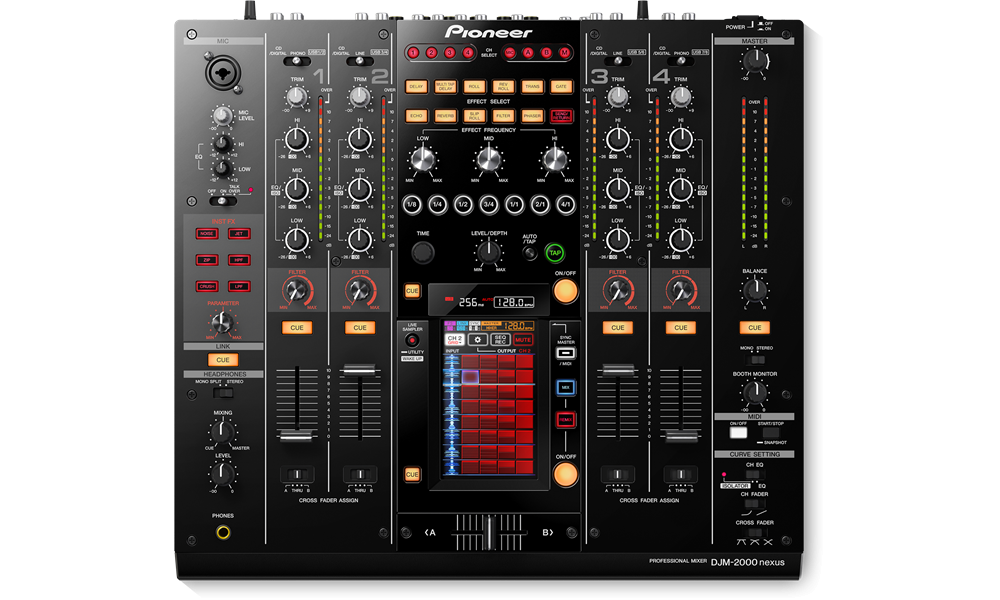 DJ-микшеры Pioneer DJM-2000 NXS