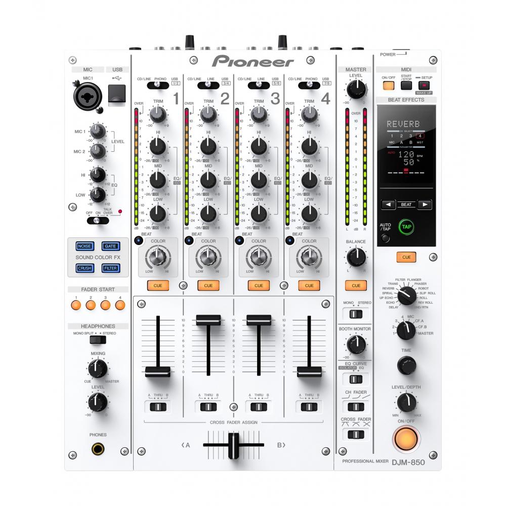DJ-микшеры Pioneer DJM-850W
