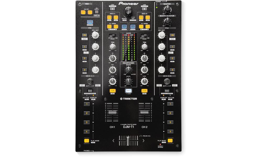 DJ-микшеры Pioneer DJM-T1