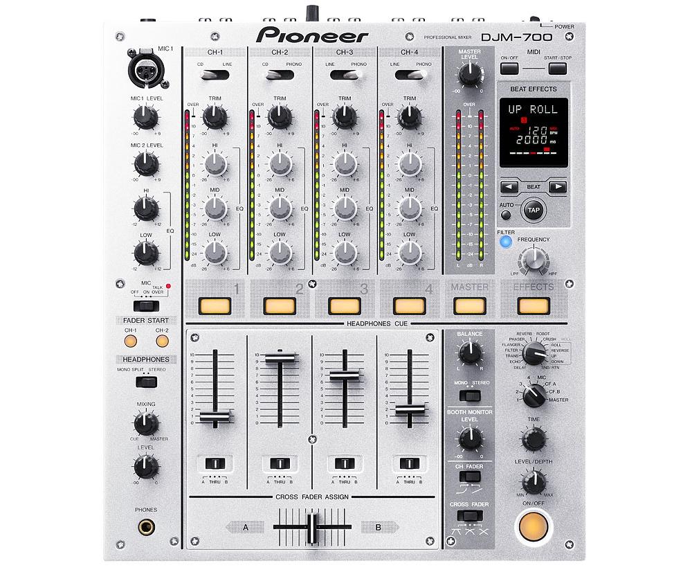 DJ-микшеры Pioneer DJM-700 S