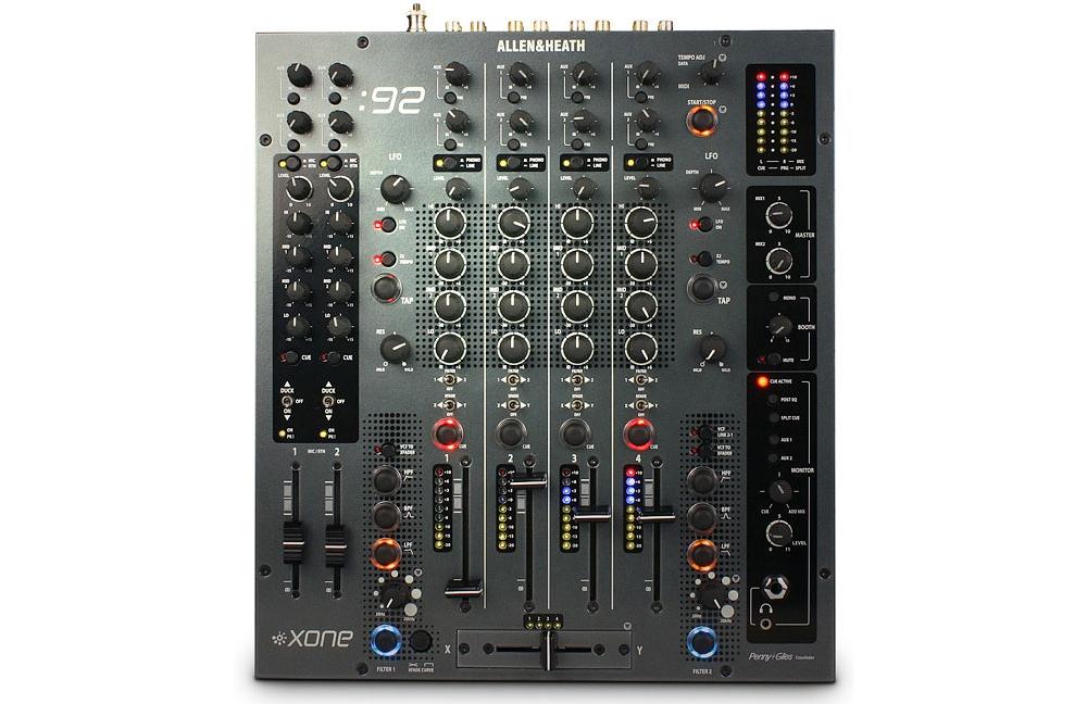 DJ-микшеры Allen & Heath Xone:92