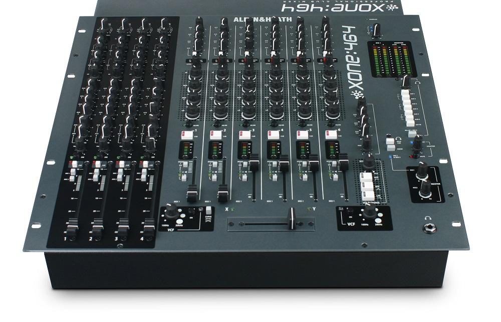 DJ-микшеры Allen & Heath Xone:464