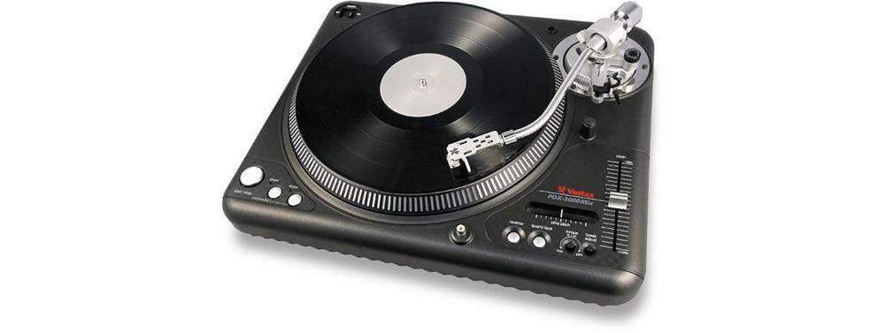 Проигрыватели винила Vestax PDX-3000 Mix