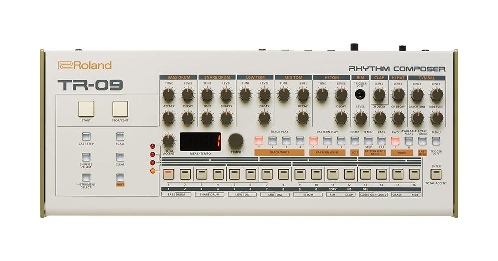 Drum-машины Roland TR-09