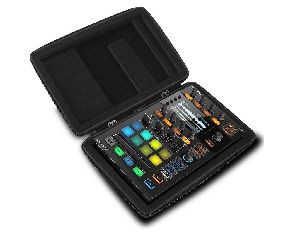 Сумки/кейсы для контроллеров UDG Creator NI Traktro Kontrol D2 Hardcase
