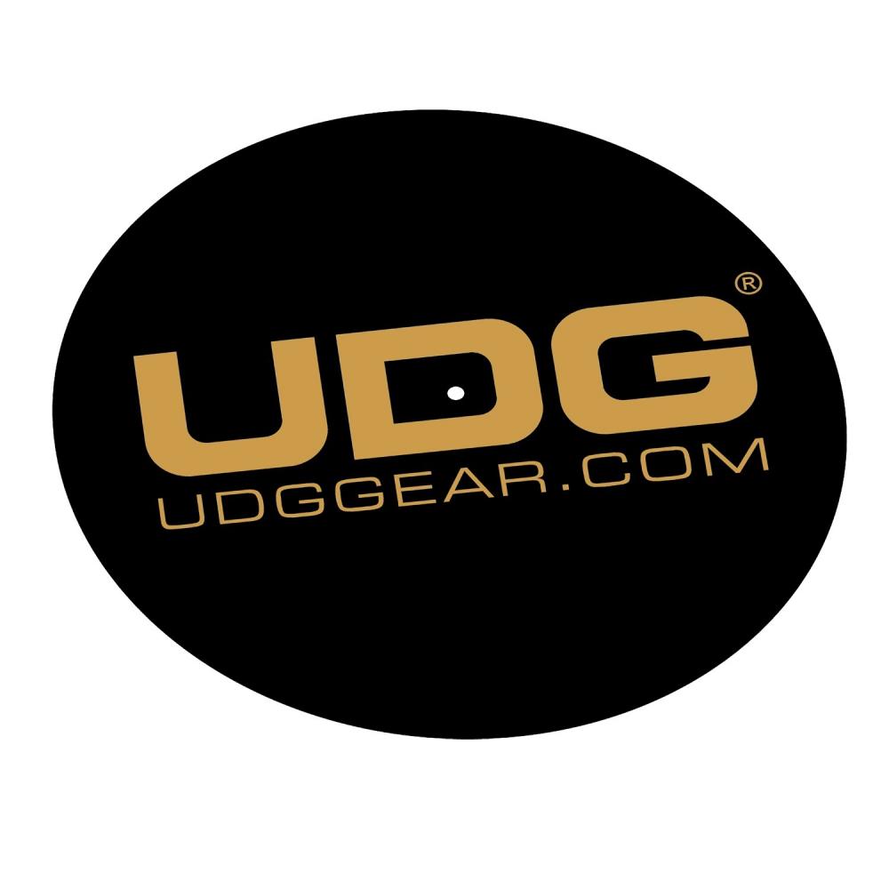 Слипматы UDG Turntable Slipmat Set Black/Golden