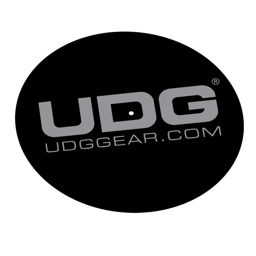 Слипматы UDG Turntable Slipmat Set Black/Silver