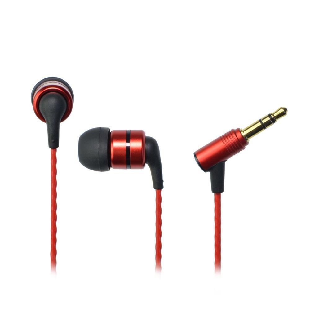 Наушники для плеера SoundMAGIC E80 Black Red