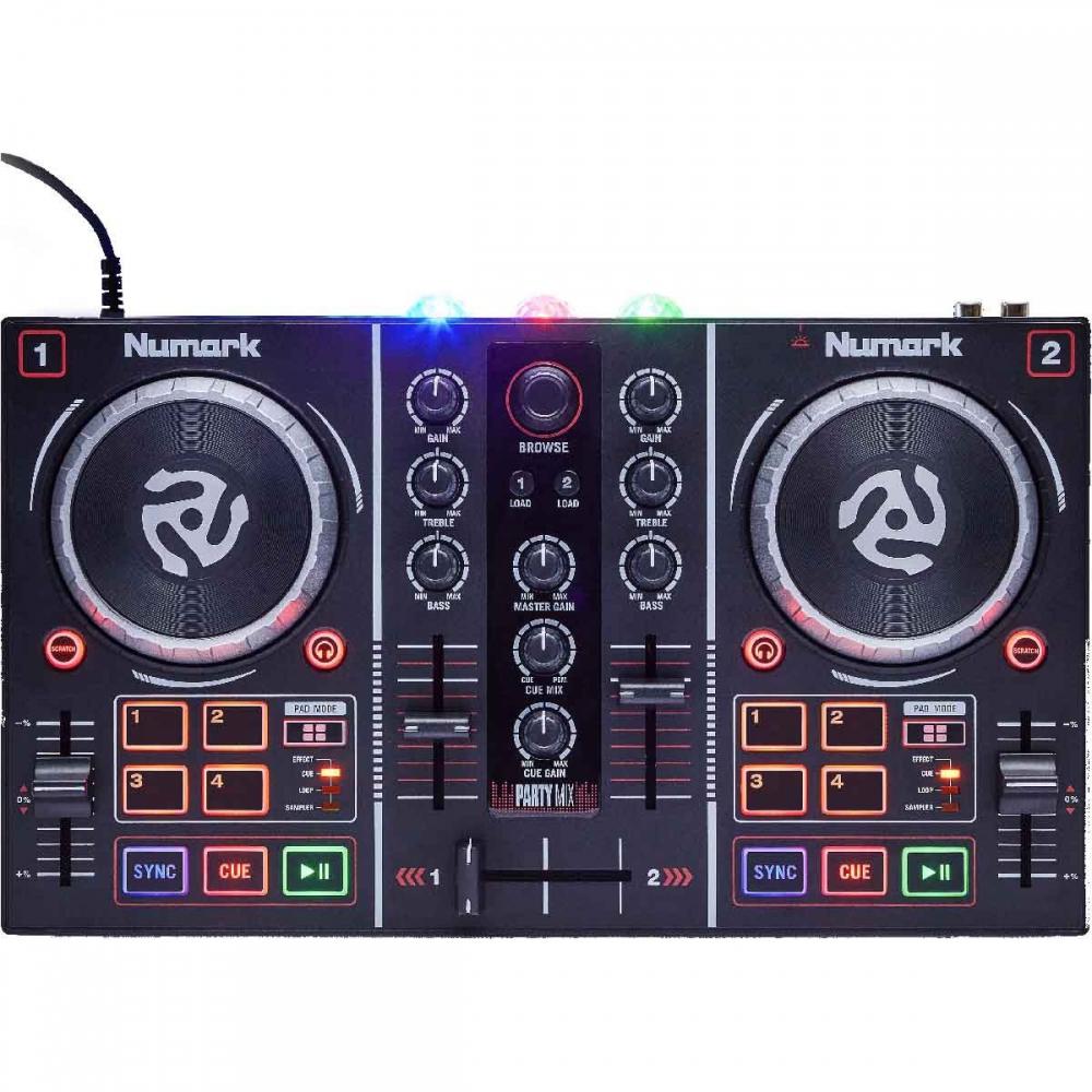 DJ-контроллеры Numark PARTY MIX
