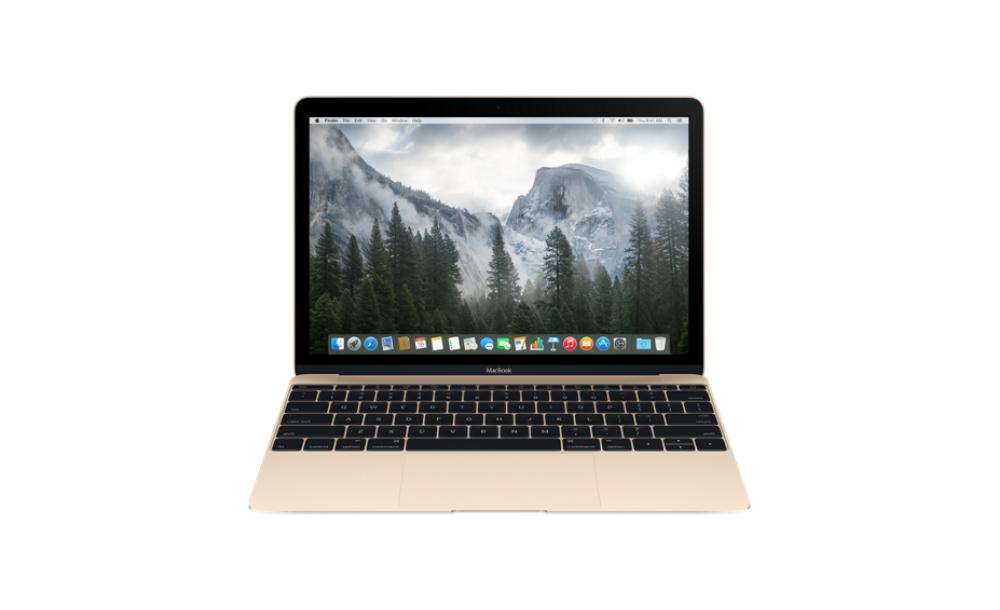 Оборудование Apple Apple MacBook 12'' MK4M2 256Gb (Gold)