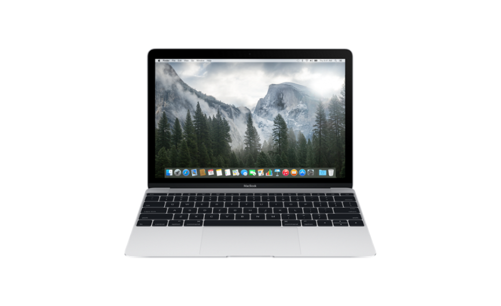 Оборудование Apple Apple MacBook 12'' MF865 512Gb (Silver)