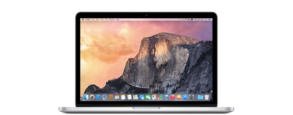 Оборудование Apple Apple MacBook Pro (MJLT2) Retina Display