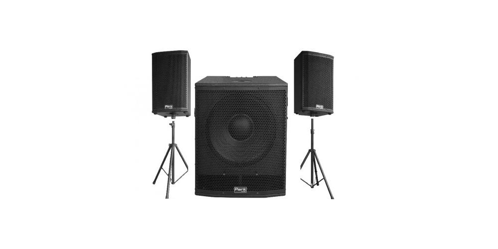 Акустические системы Park Audio MAGIC SET 2100