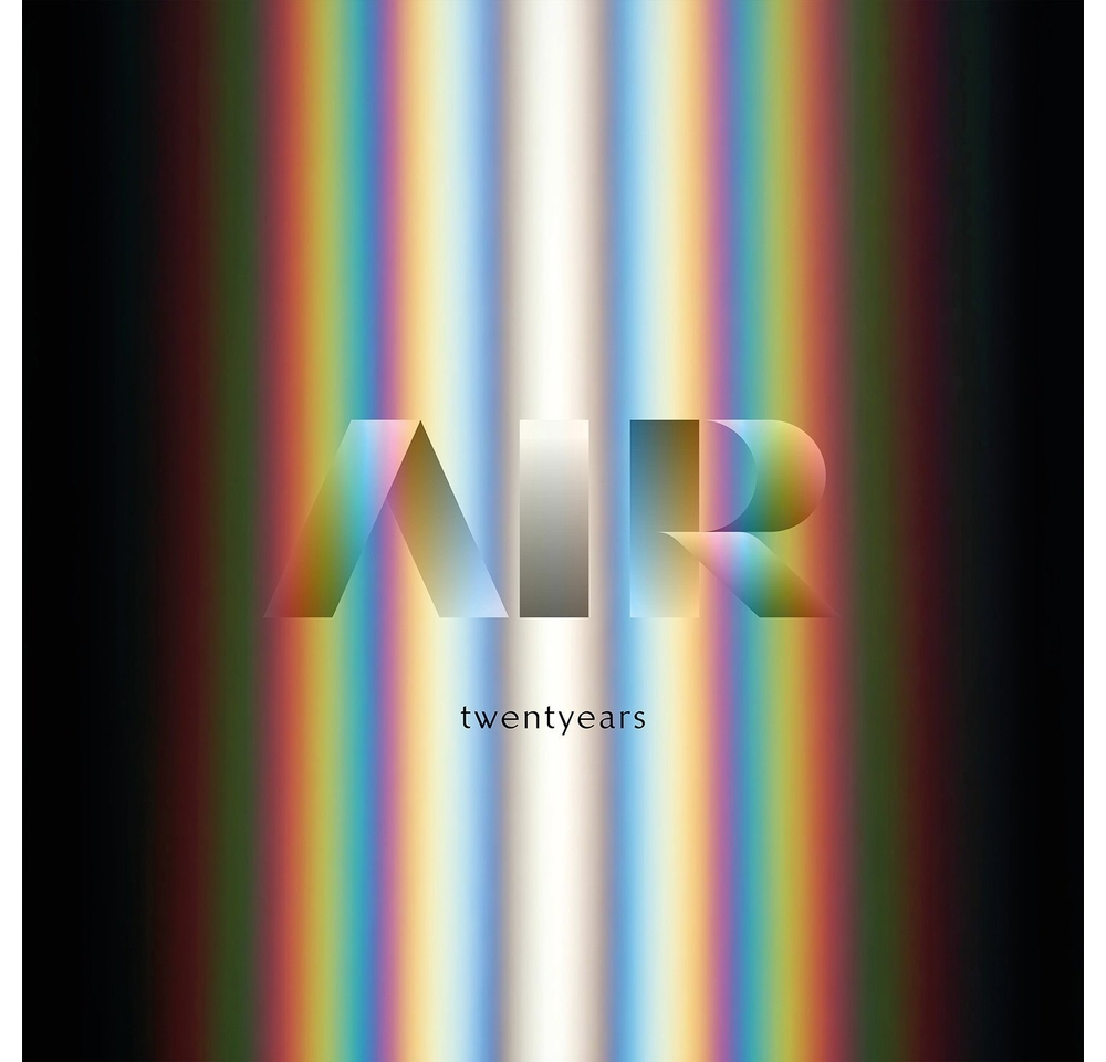 Виниловые пластинки (Vinyl)  Air - Twentyears