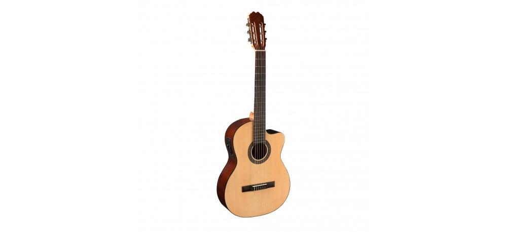 Акустические гитары ADMIRA SARA EC