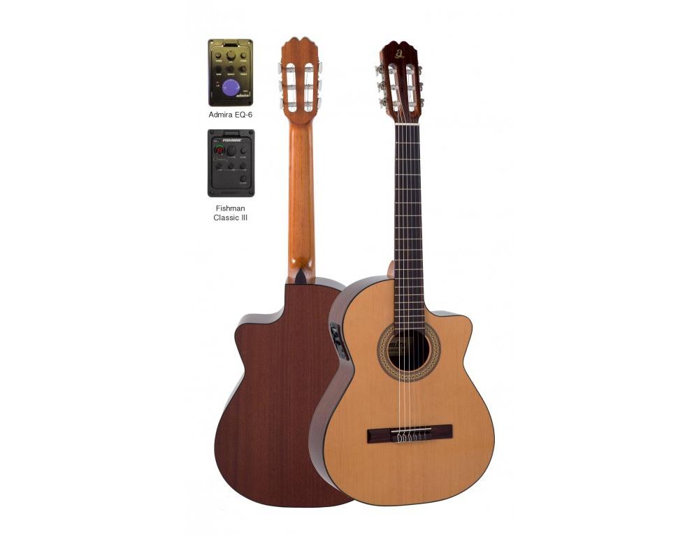 Акустические гитары ADMIRA JUANITA