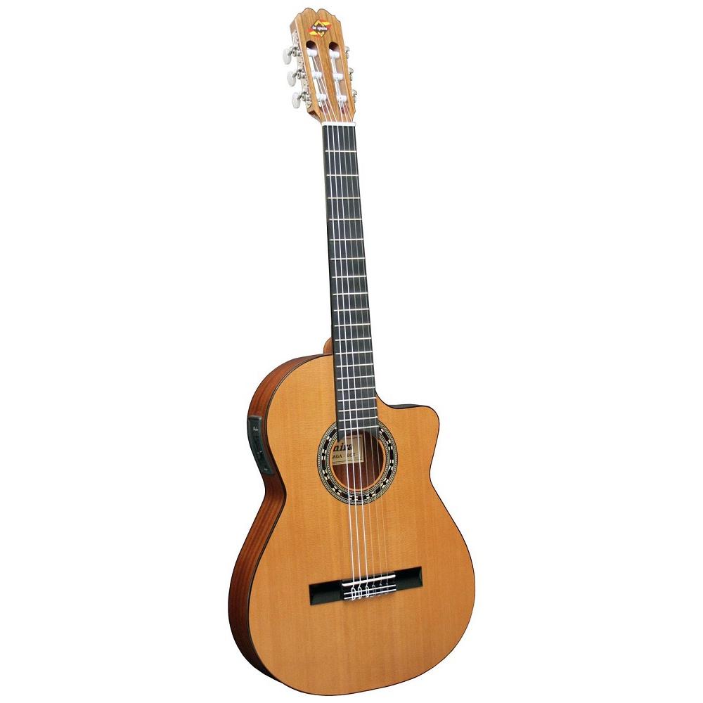 Акустические гитары ADMIRA MALAGA ECT