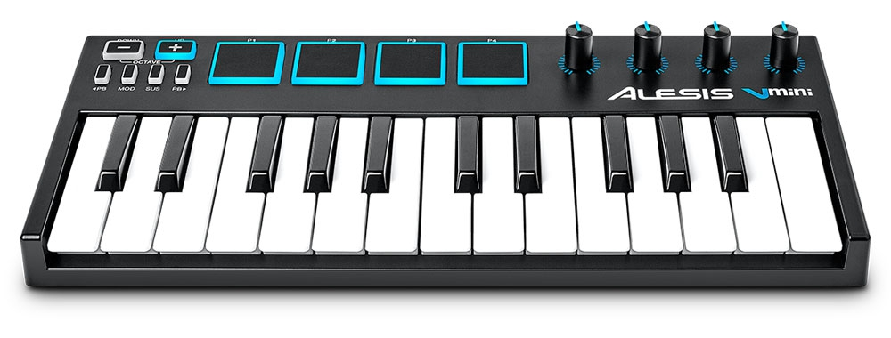 Midi-клавиатуры Alesis V Mini