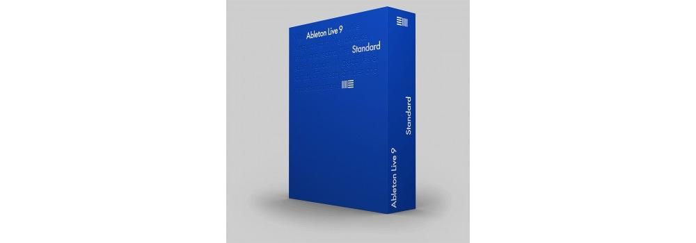 Программы для создания музыки Ableton Live 9 Standard Edition