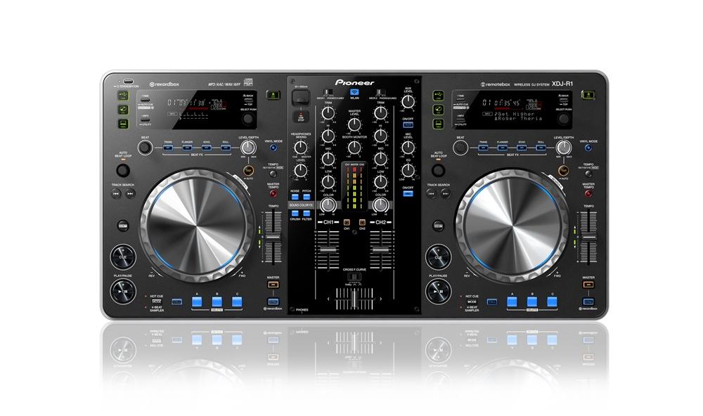 DJ-системы Pioneer XDJ-R1