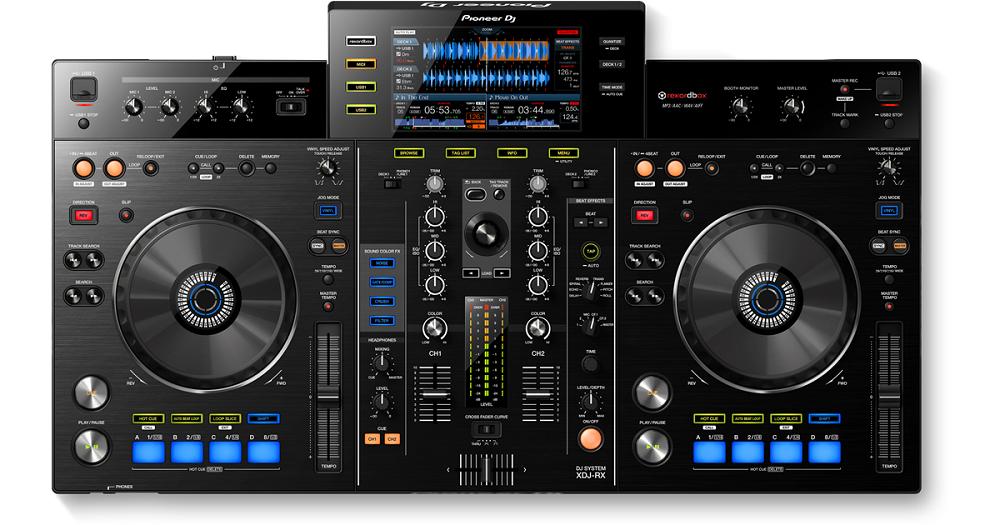 DJ-системы Pioneer XDJ-RX