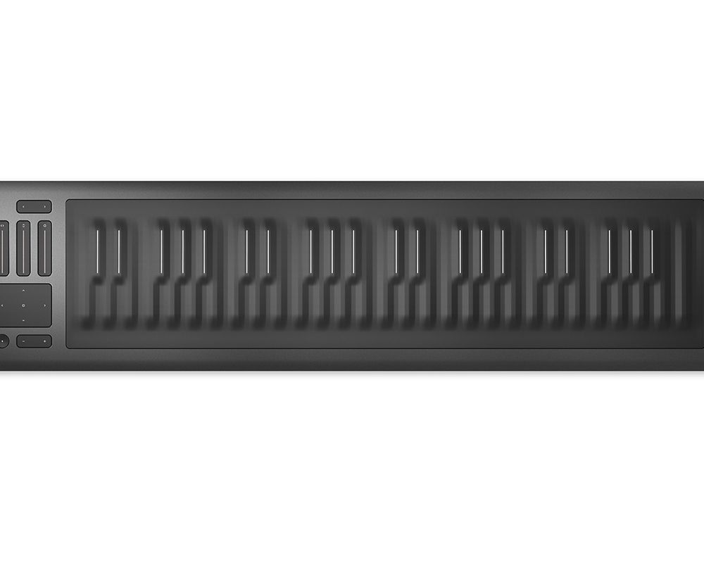 Midi-клавиатуры Roli Seaboard RISE 49